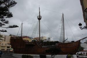The Santa Maria at Los Palmas